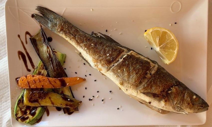 pesce cucina albanese