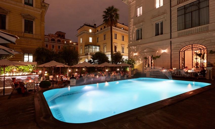 piscina pacifico roma