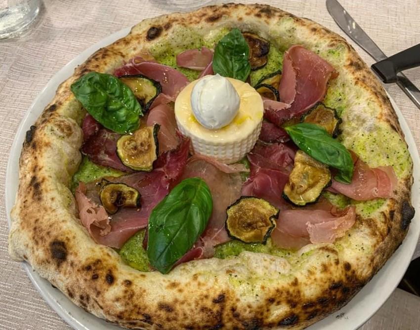 pizza pizzeria romano