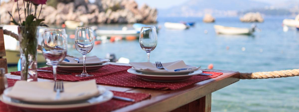 ristoranti sul mare