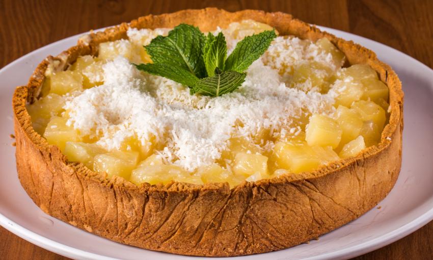 torta ananas yogurt