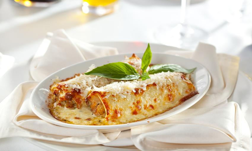 cannelloni besciamella