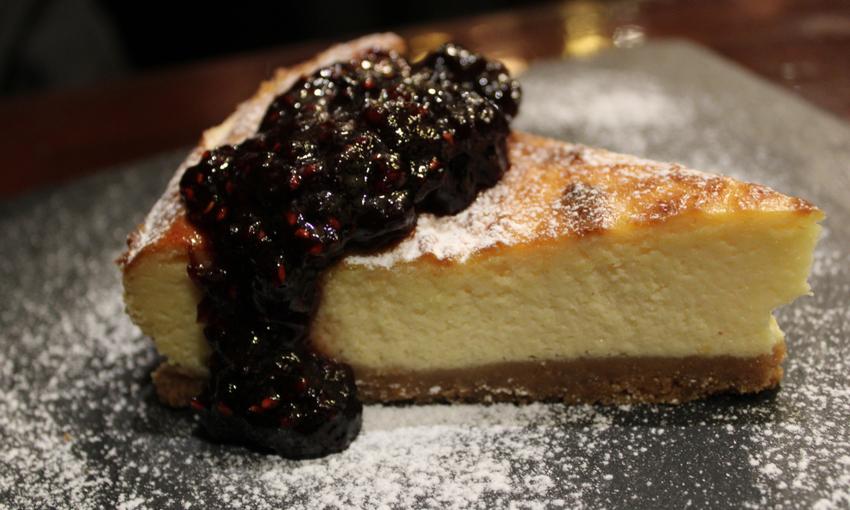 cheesecake spagnola