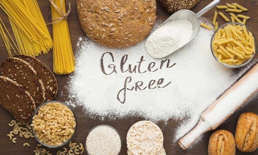 cibi e farine senza glutine
