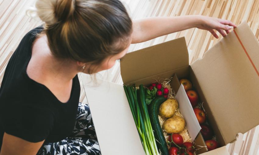 frutta verdura a domicilio
