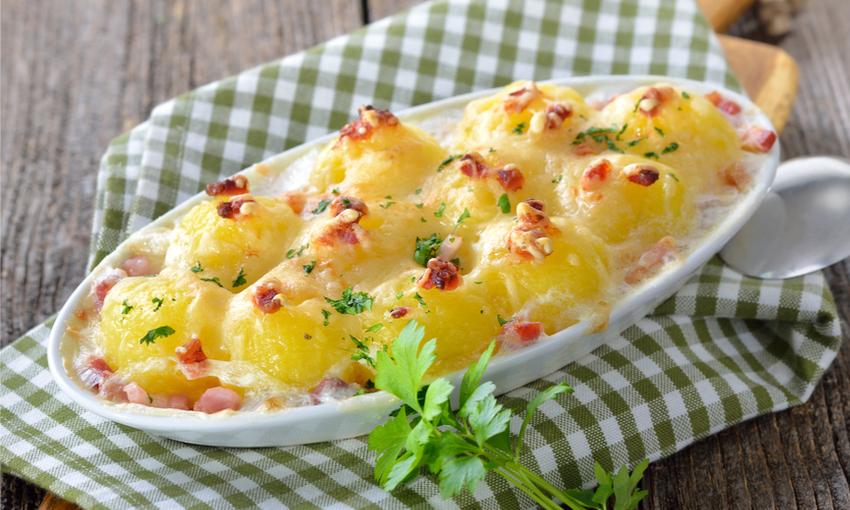 gnocchi di patate al forno