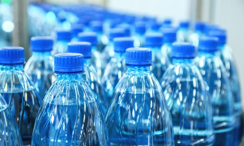 bottiglie di plastica