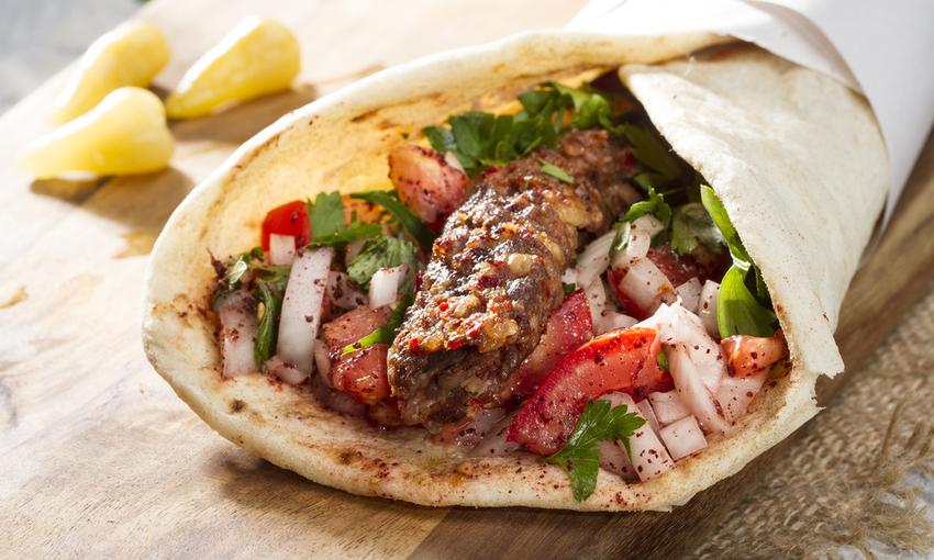 kebab turco