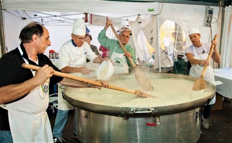 mantecatura risotto