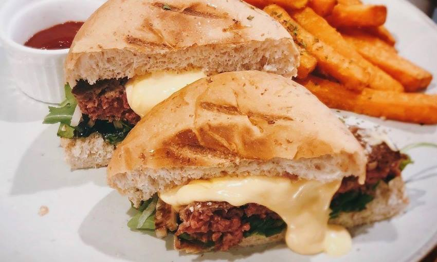 panino hamburger impossibile