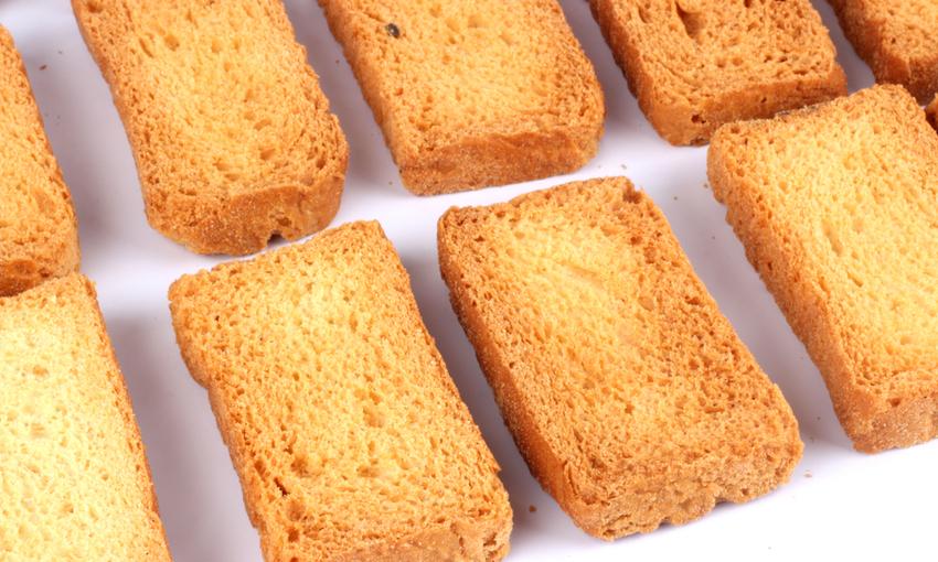 ricetta fette biscottate classiche
