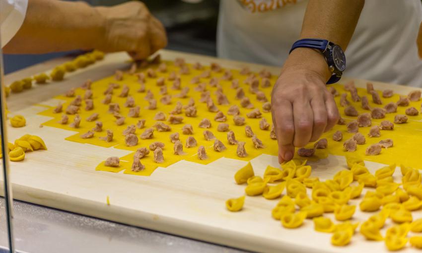 ricetta tortellini in brodo