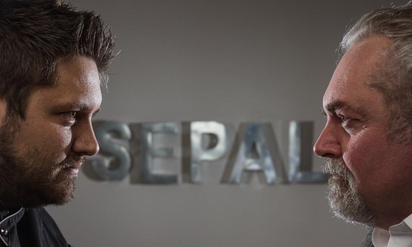 Alessandro & Mauro Croce-sepal