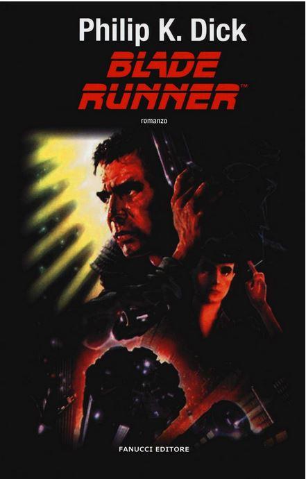 copertina del libro Blade Runner