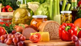 alimenti freschi e conservati