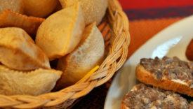 gnocco fritto emiliano