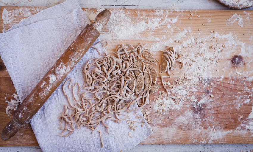 pasta di legumi fatta in casa