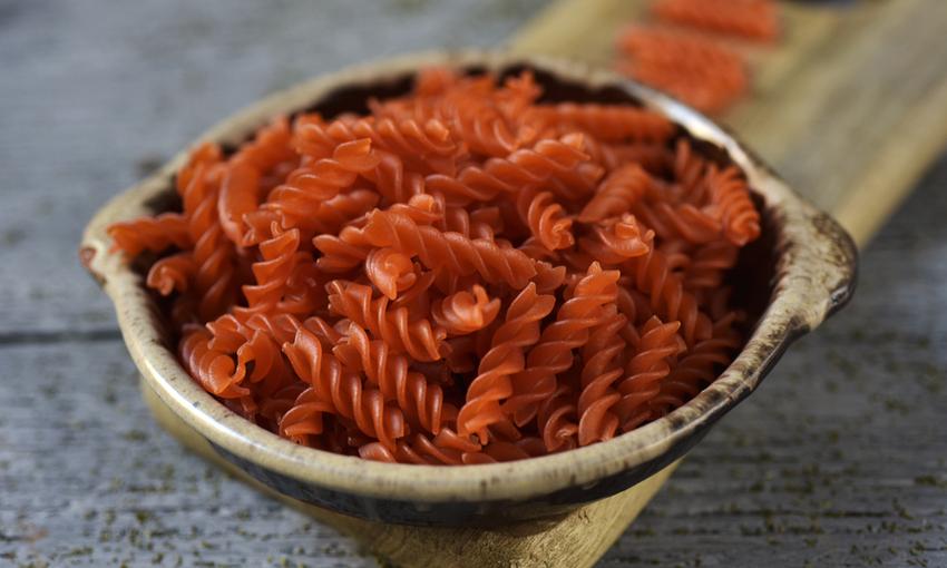 pasta di lenticchie cruda