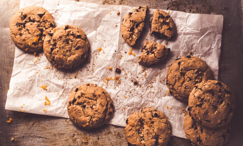 biscotti cookies al kumquat