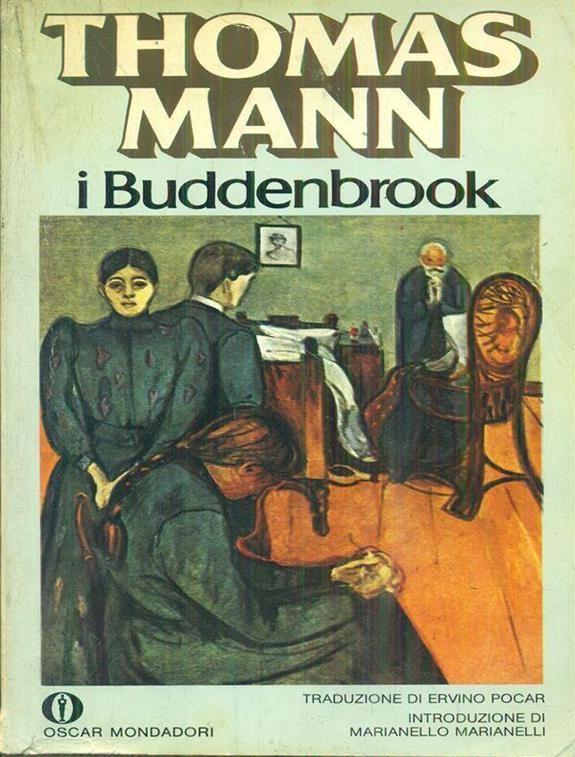 i buddenbrook libro
