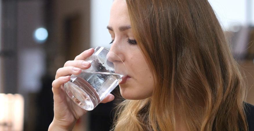 degustazione acqua