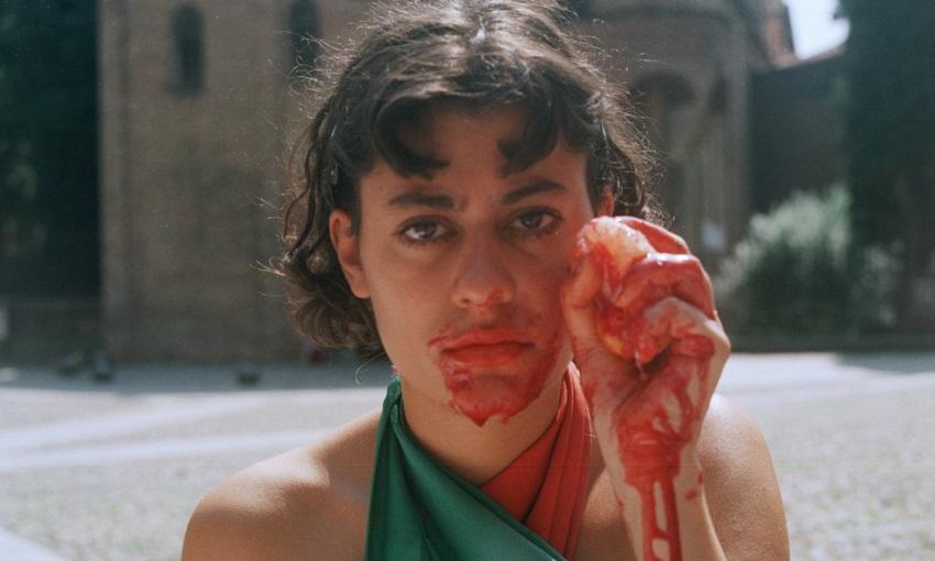l'attivista Diletta Bellotti
