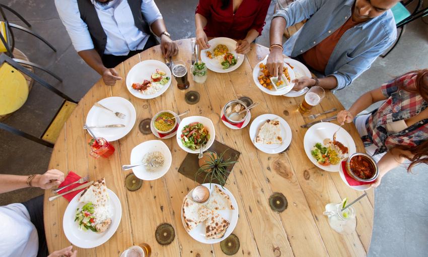 mangiare insieme