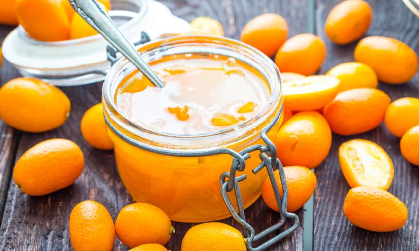 mostarda di kumquat