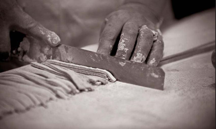 pizzoccheri fatti a mano