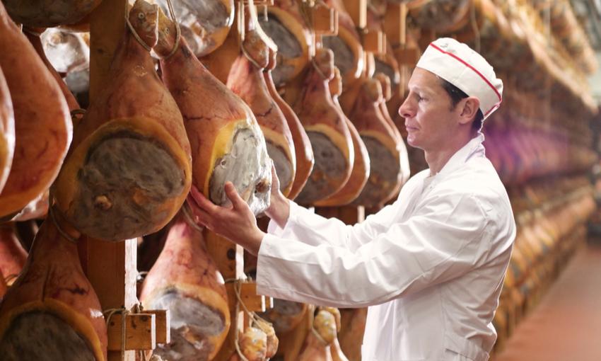 prodotti tipici italiani prosciutto