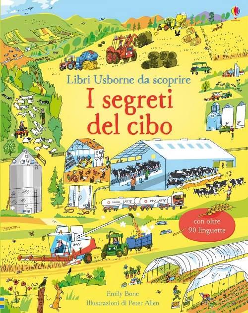 copertina del libro I segreti del cibo