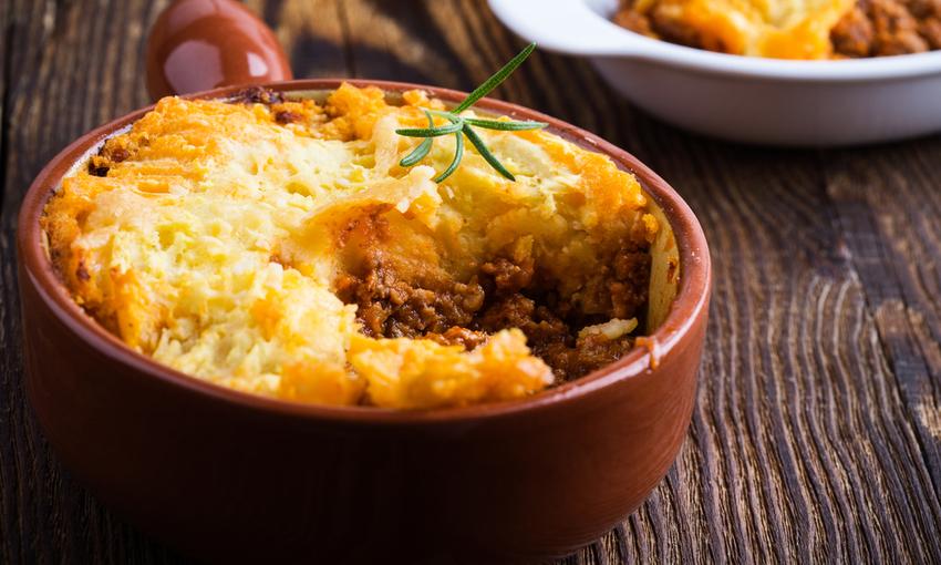 shepherd's pie inglese
