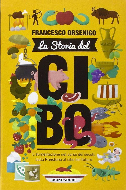 copertina del libro Storia del cibo