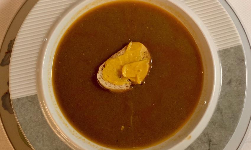 bouillabaisse di marsiglia