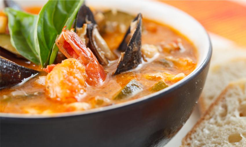 zuppa di pesce 3