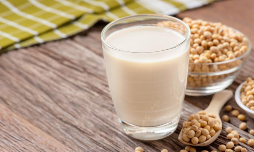 Bevanda vegetale alla soia