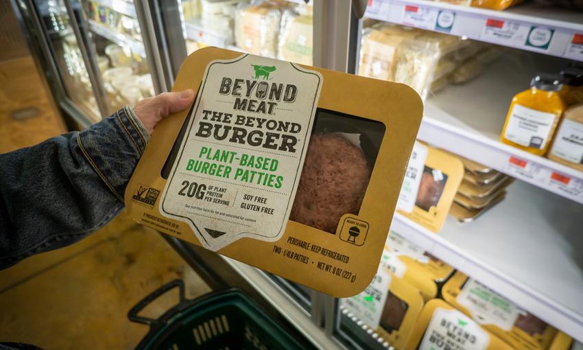 beyond meat confezionata