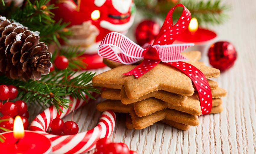 Biscotti di Natale fatti a mano
