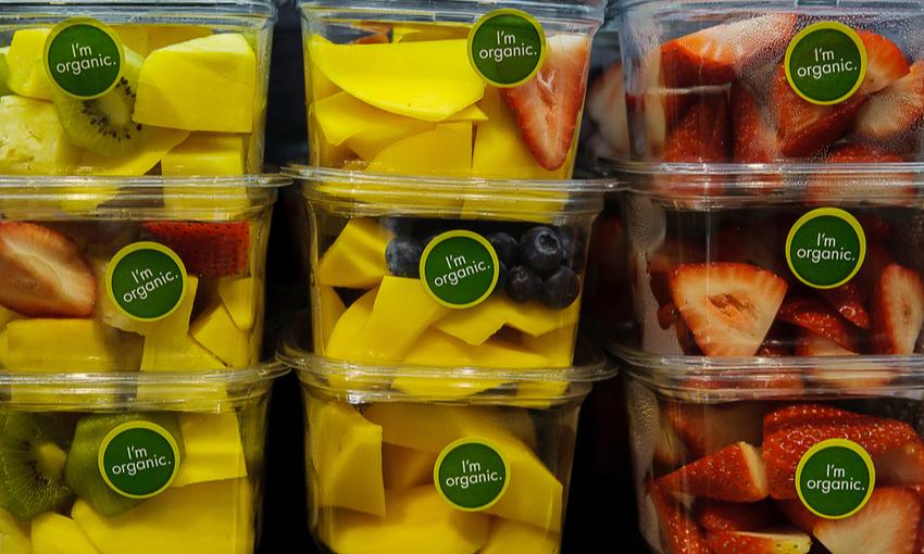 confezioni di frutta