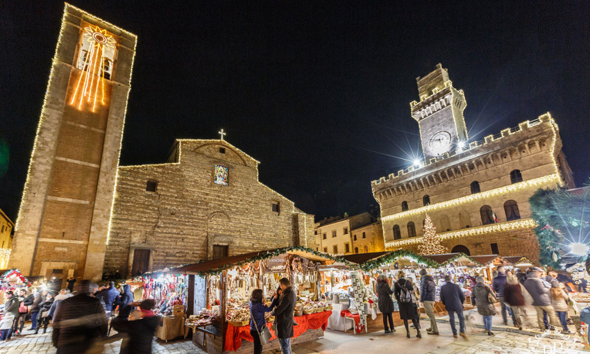 mercatini di natale montepulciano