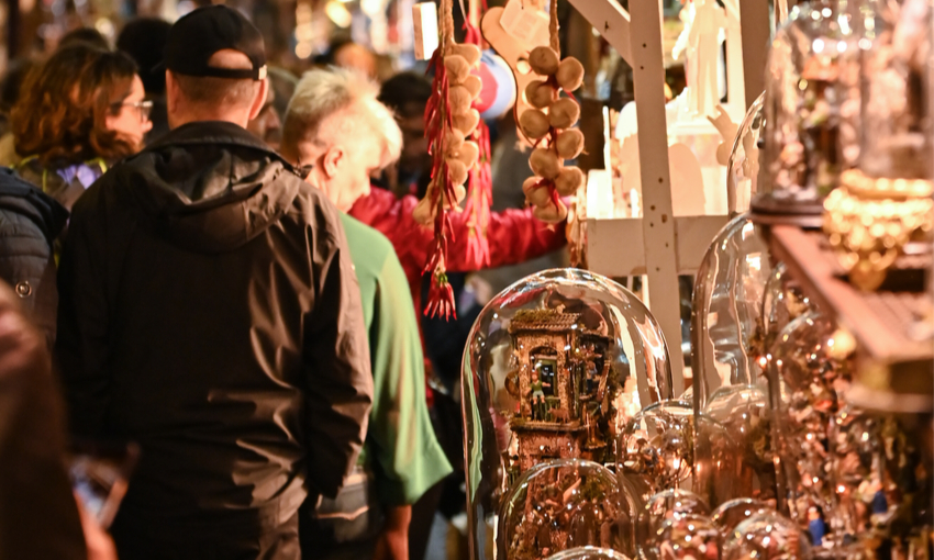 mercatini di natale napoli