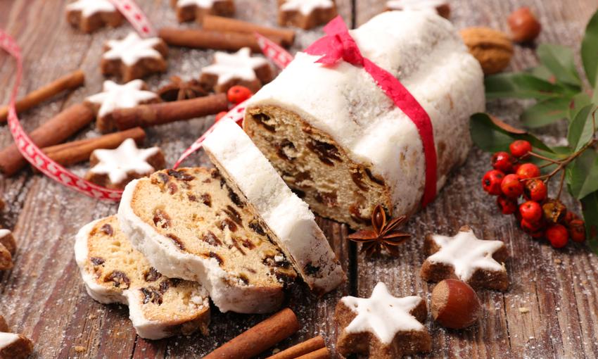 plumcake natalizio