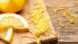 bucce limone