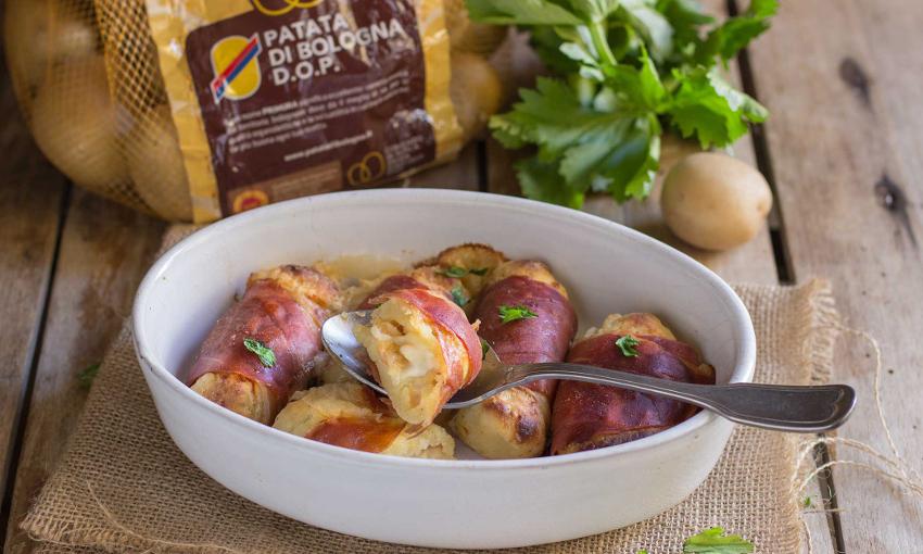 involtini di patate
