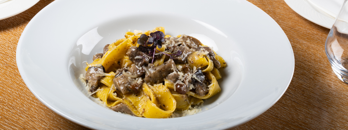 ricette pappardelle
