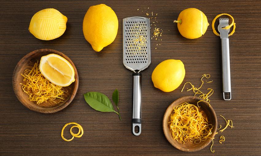 scorze limone