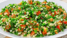 taboulè libanese