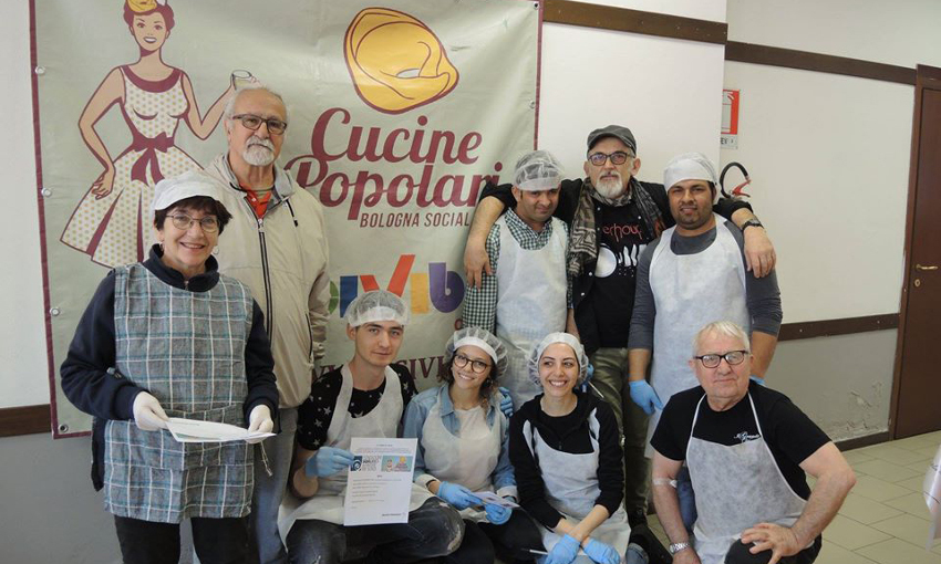 solidarietà cucine popolari