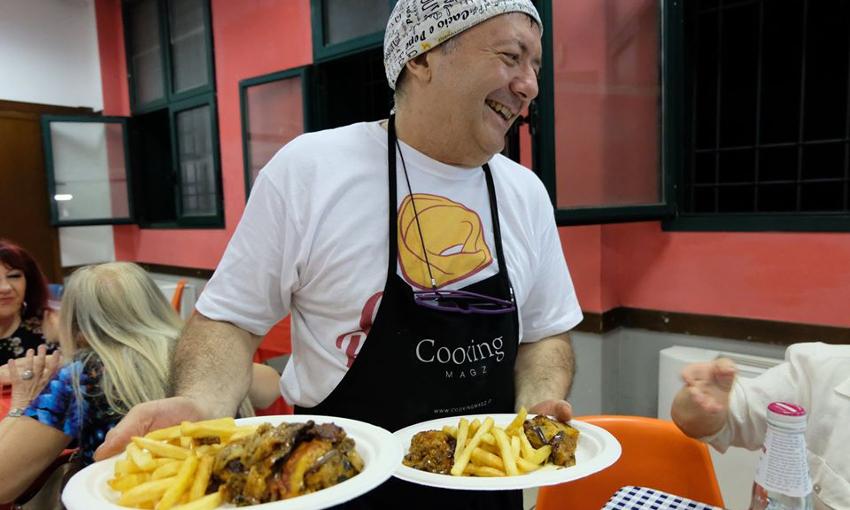volontario cucine popolari