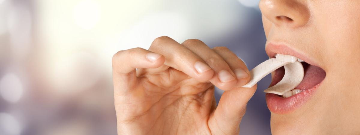 Chewing gum aumenta la concentrazione